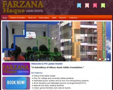 Farzana Haque Ladies Hostel